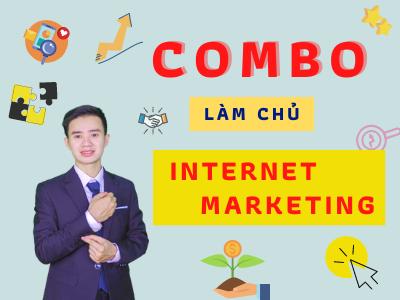 COMBO LÀM CHỦ INTERNET MARKETING